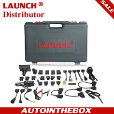 Original South America Version Original Launch X-431 Master Auto Diagnostic Scanner   $945.00 http://www.autointhebox.com/original-launch-x-431-master-auto-diagnostic-scanner-original-south-america-version_p3.html  Authentic Scanner Online Updates  Multi-language available: English,Spanish,French,Russian,Portugese,Italian   Read DTCs, read DataStream, actuation test, sensor waveform display and ECU coding   Email: service@autointhebox.com  #obd2