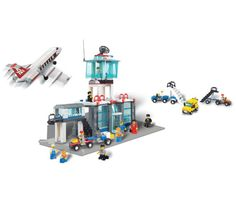 BricTek Airport Construction Set