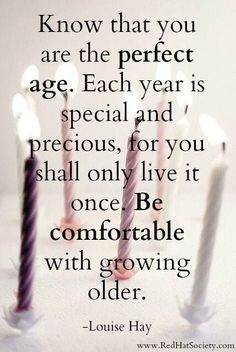 Happy Birthday Quote Quotes To Live By, Great Quotes, Inspirational Quotes, Random Quotes, Awesome Quotes, Motivational Quotes, Getting Old, Birthday Quotes, Birthday Ideas
