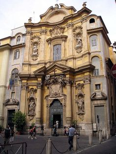 Rome - Baroque church Santa Maria Maddalena | by © luisito oops! didn't see this church when I was there. Looks like I'll have to make another trip to Rome. drat.
