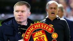 Jose Mourinho responds to Paul Scholes calling him an embarrassment to Manchester United Man Utd News, Manchester United, The Unit, Baseball Cards, Sports, Hs Sports, Man United, Sport