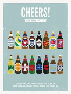 Around the world with Beer