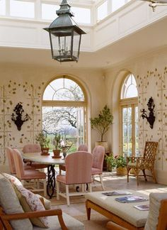 English country home ~ Mark Gillette
