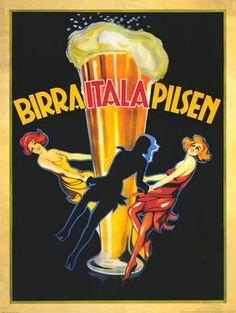 Birra Itala Pilsen 1920