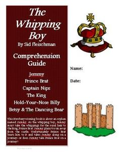 the whipping boy book report Immediately download the the whipping boy summary, chapter-by-chapter analysis, book notes, essays, quotes, character descriptions, lesson plans, and more.