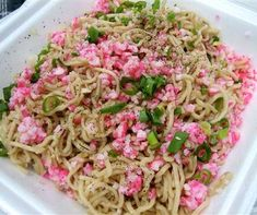 Looking for Leeward drive inn fried noodle recipe? Find it out here! This and other recipes at Best Cook Ideas website. Fried Saimin Recipe Hawaii, Hawaiian Saimin Recipe, Fun Cooking, Cooking Recipes, Cooking Oil, Ono Kine Recipes, Yummy Recipes, Ramen, Fried Noodles Recipe