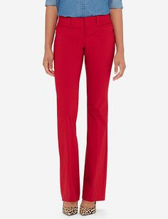 Exact Stretch Classic Flare Pants
