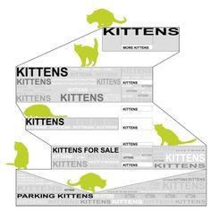 sectional kittiagram - seattle public meowbrary