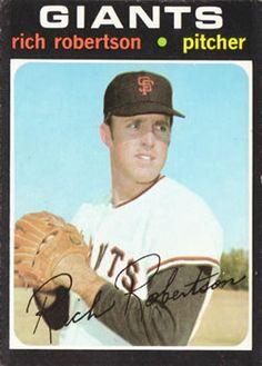 443 - Rich Robertson - San Francisco Giants