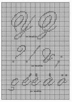 Flemish Script, capitals 5