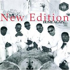 "New Edition - ""Home Again"" (1996)  Members: Bobby Brown, Johnny Gill, Ralph Tresvant,  Michael Bivins, Ricky Bell, Ronnie DeVoe - Dance Classics"