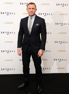 It s crazy how different this looks from the classic Bond look..this Tom  Ford f1aa3fcdcef5