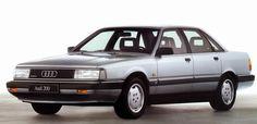 1988-91 Audi 200 quattro