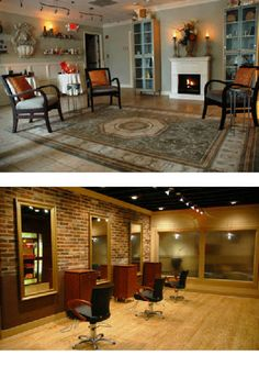 1000 images about salon design on pinterest best hair - Salon country western ...