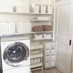 Kitchen Organization Pantry, Home Organization, Japan Interior, Pantry Design, Apartment Interior, My Room, Bookcase, Home Appliances, Shelves