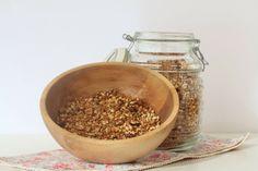 granola step by step hansel y greta