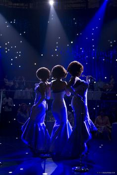 """Dreamgirls"" 2006. An all-around entertaining, fantastical musical with stunning production numbers and a winning performance from Jennifer Hudson, the heart and soul."