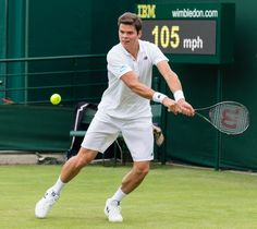 Raonic to open against Carreno Busta at Wimbledon