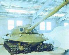 "Soviet ""Object 279"" nuclear resistant tank. Developed in 1959."