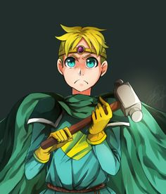 Paladin Butters!