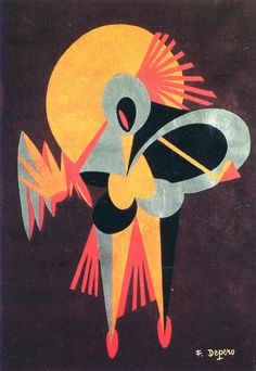 Arti Facto : Fortunato Depero : Circa 1930 : Fine Art Print for sale online Art Prints For Sale, Wall Art Prints, Fine Art Prints, Poster Prints, Art Deco Illustration, Italian Futurism, Futurism Art, Italian Painters, Commercial Art