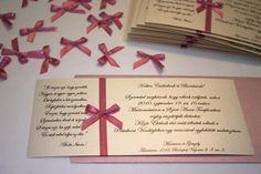 Esküvői meghívó – last minute | Juditu
