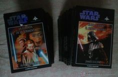 Novelas Star Wars: Lote de 20 libros de la coleccion Planeta DeAgostini