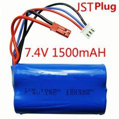 RC toys MJX F45 HQ948 HQ957 HQ848 battery 7.4V 1500 mah Li-on battery for MJX F45 rc Helicopter HQ948 HQ957 HQ848 RC Boat parts //Price: $US $14.50 & FREE Shipping //     #toyz24