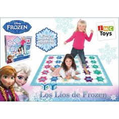Juguete LIOS DE FROZEN Precio 27,03€ en IguMagazine #juguetesbaratos
