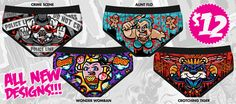 Harebrained- Makers of Period Panties