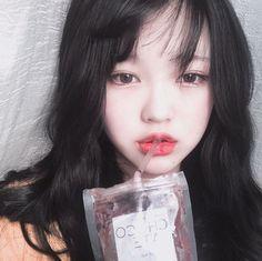Ulzzang Girl And Makeup