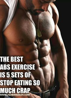 That's the best exercise you can do! - Lazar Angelov
