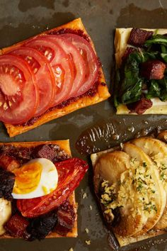 Mark Hix recipes: Our chef's 10-minute sumptuous savoury tart recipes - Features - Food & Drink - The Independent