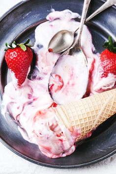 No Churn Strawberry