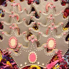 Princess cookies by Sara Belle's Bakery!