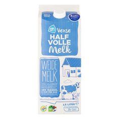 AH Halfvolle melk 1,5 l online bestellen   AH.nl
