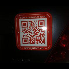 @juloot interactive interactive play mobile car #qr