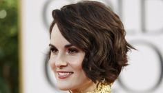 K Michelle Hairstyles 2013 ... Awards Hairstyles Michelle Dockery Short Wavy | Short Hairstyle 2013