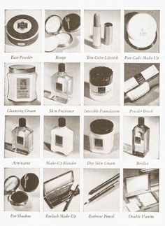 "Max-Factor-Makeup-Kit.1935. What exactly is ""Brillex?"""