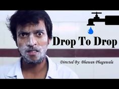SAVE WATER | Drop To Drop - Social Hindi Short Film  | #ShortFilmsChannel