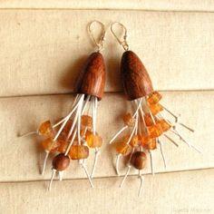 Drop Earrings, Jewelry, Women, Self, Jewellery Making, Jewerly, Jewelery, Drop Earring, Jewels