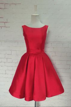 Red Homecoming Dress#RedHomecomingDress Homecoming Dress#HomecomingDress Custom Prom Dresses#CustomPromDresses Prom Dresses 2018#PromDresses2018