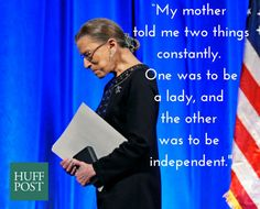 8 Ruth Bader Ginsburg Quotes To Celebrate 82 Notorious Years