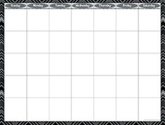 Charts and Posters Red Classroom, Chevron Classroom, Classroom Walls, Classroom Themes, Classroom Organization, Class Decoration, School Decorations, Blank Calender, Christian Classroom