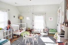 Nursery and Playroom - Project Nursery