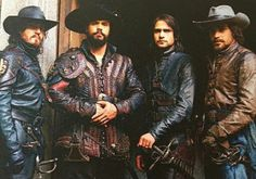 The Musketeers Series 3