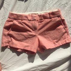 "J. Crew Factory 3"" Oxford Short Color: Ripe Papaya J. Crew Shorts"