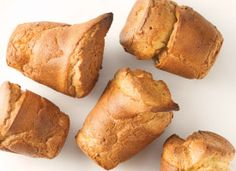 These light, flavorful popovers are lovely alongside a summer salad or fall dinner. If you don't have pesto on hand, sprinkle in 1 teaspoon fresh chopped herbs and 1 tablespoon grated cheese. Summertime Salads, Summer Salads, Popover Recipe, Cilantro Pesto, Fall Dinner, Chutneys, Food Items, Pasta Dishes, Summer Recipes