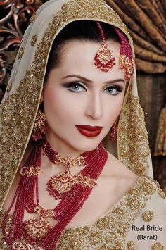 Ather Shazad Latest Bridal Makeup