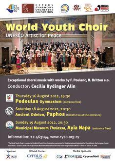 World Youth Choir 2012